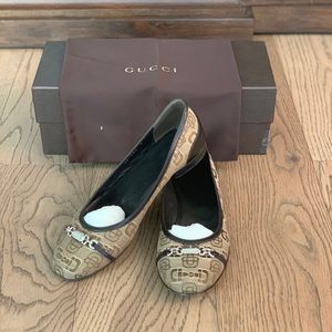 Gucci women's shoes loafers flats